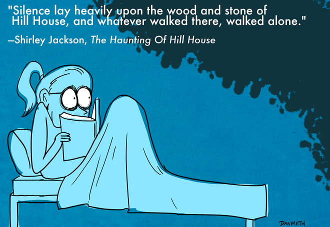 Haunting Quotes: Blogs, Pictures, And More On WordPress